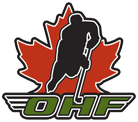 Logo for Ontario Hockey Federation
