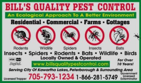 Bill's Quality Pest Control